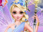 game Frozen Angel Elsa