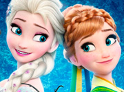 game Frozen Secret Diary Quiz