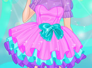 game Fun Barbie dress up