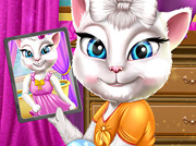 game Great Fynsygram Talking Angela