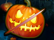 game Halloween Pumpkin Slice Profile