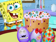 game Happy Easter Sponge Bob