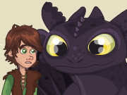 game How To Train Your Dragon Lunch Surprise