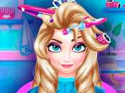 game Ice Princess Hair Salon