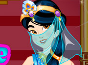 game Jasmine Wedding Dress Up