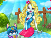 game Lagoona Blue Pet care