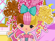 game Lalaloopsy Girls Scoops Waffle Cone Dress Up