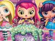 game Little Charmers Puzzle