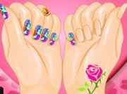 game Love Nail Fashion