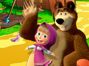 game Masha And The Bear Farm Adventure