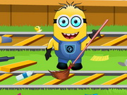 game Minion At Railway Station