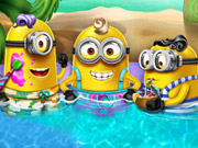 game Minions Pool Party