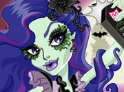 game Monster High Amanita Nightshade
