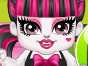 game Monster High Draculaura And Frankie Babies