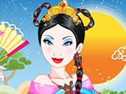 game Mulan Facial Makeover