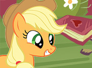 game My little pony find Applejack\
