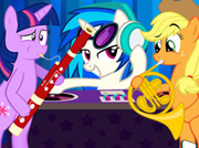 game My Little Pony Rock Concert