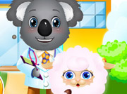 game My Pet Doctor - Baby Sheep