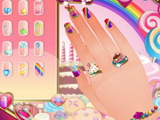 game Nail Studio - Candy Design