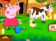 game Peppa Pig Farm