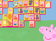 game Peppa Pig Mahjong