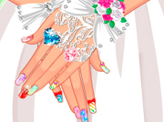 game Perfect Wedding Nails