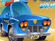 game Police Car Wash