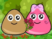 game Pou Love Adventure