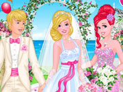 game Princesses at Barbie