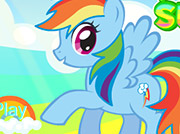 game Rainbow Dash Super Style