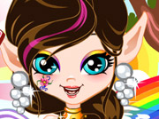 game Rainbow Fairy Tattoo Artist