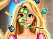 game Rapunzel Makeover