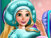 game Rapunzel Pregnant Check-Up