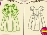 game Rapunzel Prom Dress Design