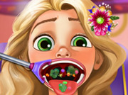 game Rapunzel Throat Doctor