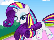 game Rarity Rainbow Power Style