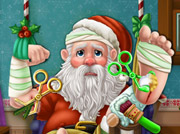 game Santa Hospital Recovery