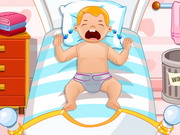 game Smart Baby Bath Time