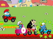 game Smurfs Fun Race 2
