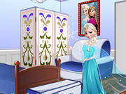game Snow Queen Room