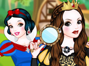 game Snow White Good Apple Vs Bad Apple