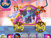 game Sofia Carriage Wash