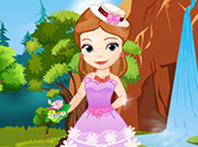 game Sofia Spring Outfit Dress Up