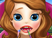 game Sofia the First at the Dentist