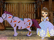 game Sofia The First Minimus Care