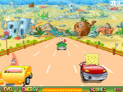 game Spongebob Road