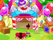 game Spot The Differences Circus