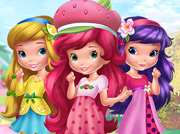 game Strawberry Shortcake Fashion