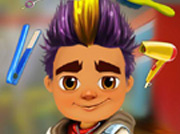 game Subway Surfers Hair Salon