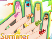 game Summer Manicure Style